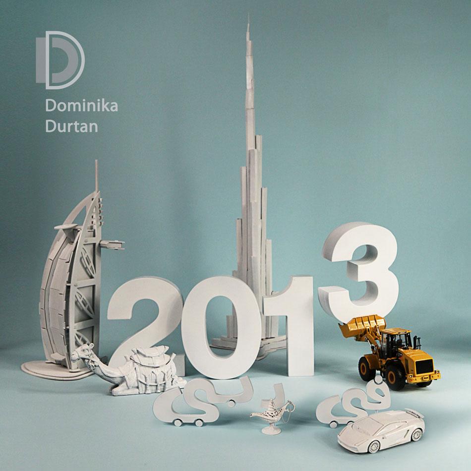 Dominika Durtan in Dubai